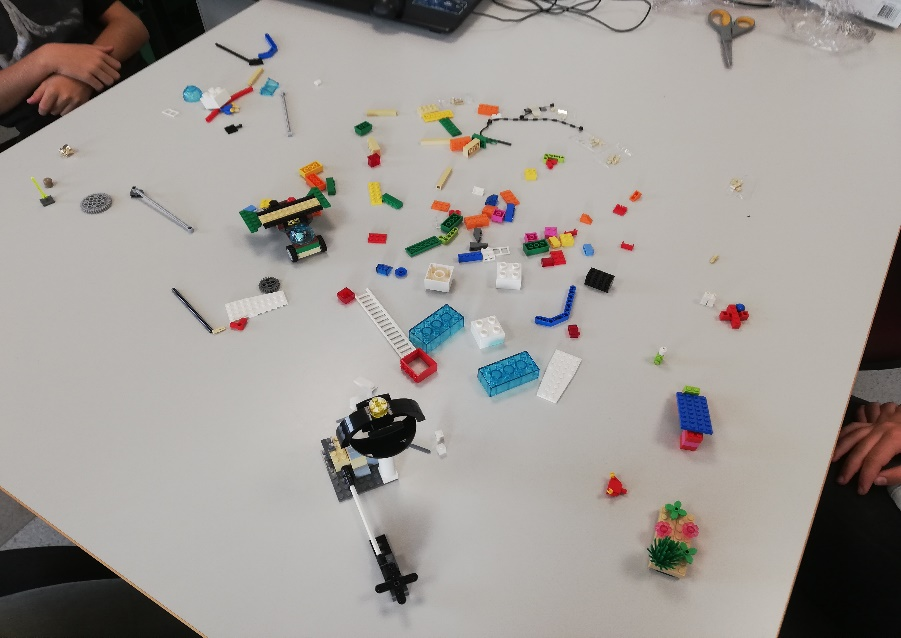 LEGO workshop 2